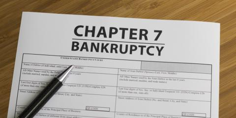 Ask a Bankruptcy Attorney: What Steps Do I Take to File?, Anchorage, Alaska