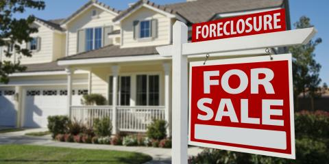 What Is the Difference Between Bankruptcy & Foreclosure?, Silver Hill, North Carolina