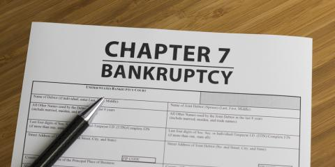 Before Filing for Bankruptcy, Avoid Doing These 5 Things, Foley, Alabama