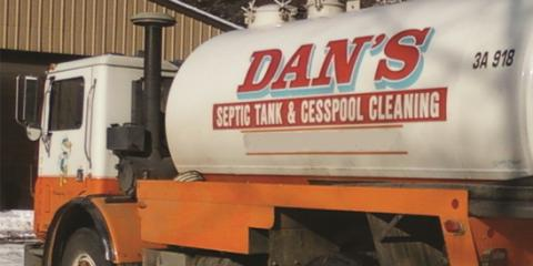 Take $10 off of your first septic servicing with Dans Sewer, Bloomingburg, New York