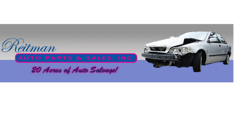 Bring Your Used or Wrecked Car or Truck  to Reitman For a Fantastic Deal!, Melbourne, Kentucky