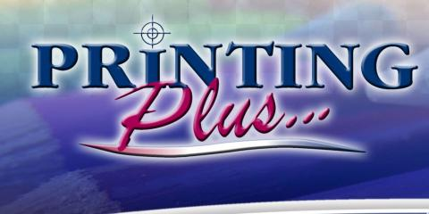 Printing Plus, Printing, Services, Rochester, New York