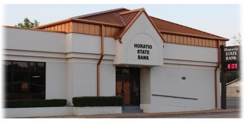 Horatio State Bank, Banks, Finance, Foreman, Arkansas
