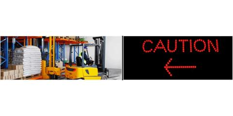 What is a Forklift Warning System? ALERT Safety Products Explains, Blue Ash, Ohio