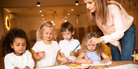 3 Ways Socializing in Day Care Helps Kids, Henrietta, New York