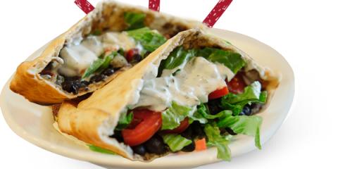 3 Reasons to Eat Mediterranean Instead of Fast Foods, Los Angeles, California