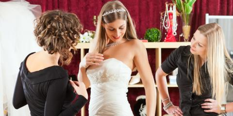 3 Tips You Need to Know Before Shopping for a Wedding Dress, Oyster Bay, New York