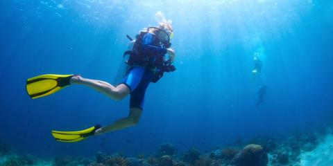 3 Oahu Scuba Diving Locations for Beginners, Honolulu, Hawaii