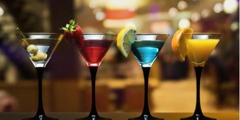 3 Health Benefits to Drinking Cocktails, Lincoln, Nebraska