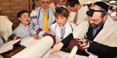 Planning a Bar or Bat Mitzvah? Here's What You Can Expect, Reading, Ohio