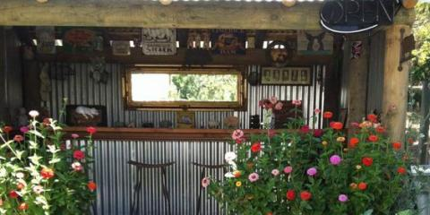 Forget Man Caves Backyard Bar Sheds Are The New Trend Marsh