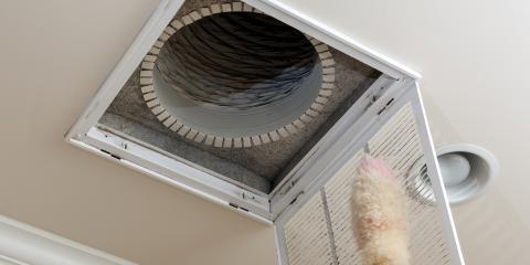 3 Reasons to Clean the Air Ducts Throughout Your Home, Portage, Wisconsin