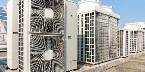Commercial Heating & Cooling Contractors Recommend What to Look for in an HVAC Unit, Portage, Wisconsin