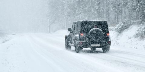 Do's & Don'ts of Winter Driving, Baraboo, Wisconsin