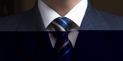 Barber Explains Why Neckties Are Still the Best Men's Fashion Accessory, Honolulu, Hawaii