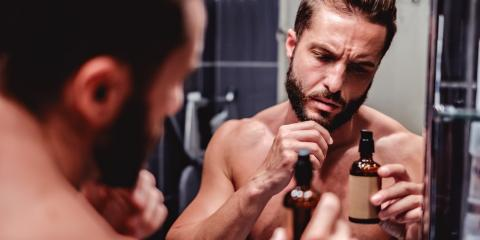 Beard Grooming Experts Discuss How to Wash & Dry Facial Hair, Anchorage, Alaska