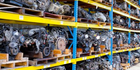 4 Tips for Buying Used Auto Parts, Barkhamsted, Connecticut