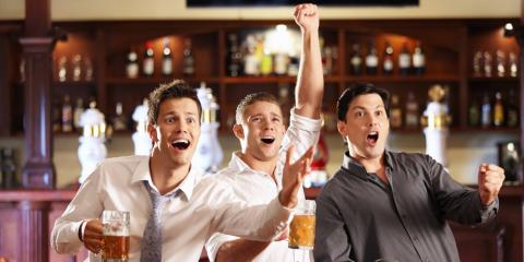 Transform Your Man Cave With an Amazing Bar & Bar Stools, Foley, Alabama