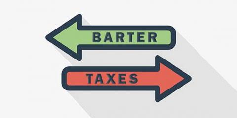 Bartering: A Taxable Transaction Even If Your Business Exchanges No Cash, Mountain Home, Arkansas