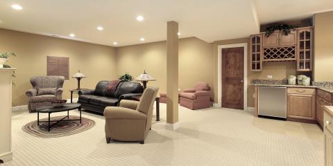 Top 4 Flooring Materials for Basements, Elk River, Minnesota