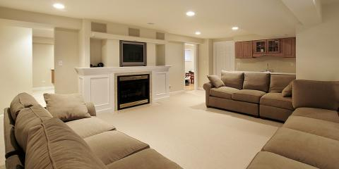 3 Popular Basement Remodeling Ideas, Cincinnati, Ohio