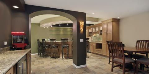 3 Popular Ideas for a Basement Remodeling Project, Perinton, New York