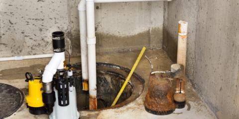 Basement Waterproofing Begins With the Roof, Coon, Wisconsin