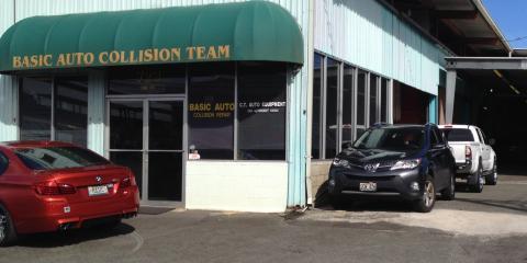 Highlighting Auto Body Shop Excellence in Honolulu, Honolulu, Hawaii