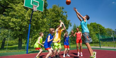 4 Benefits of Enrolling Your Child in AAU Basketball, Evendale, Ohio