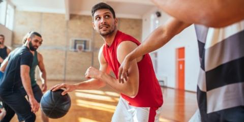 Want to Get in Shape? Join a Basketball League!, Evendale, Ohio