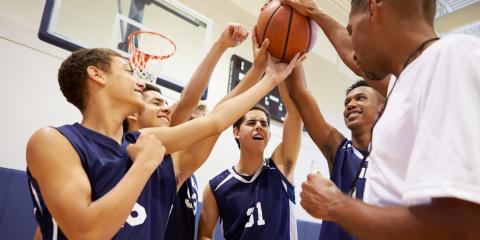 5 Tips to Become a Better Basketball Player, Evendale, Ohio