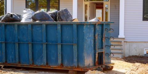 3 Benefits of Renting Dumpsters, Batavia, Ohio