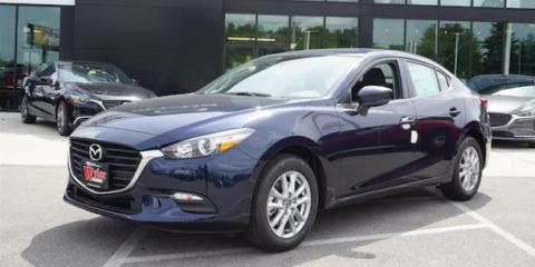 The New 2018 Mazda3 Sport, Batavia, Ohio