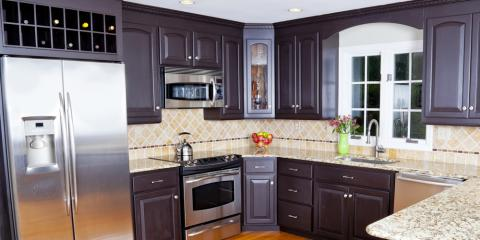 3 Finish Ideas for Your Kitchen & Bathroom Cabinets, Ballwin, Missouri