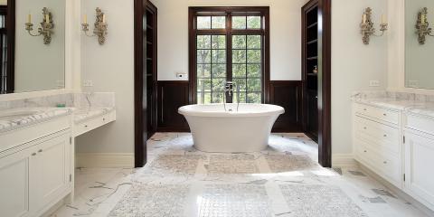 3 Benefits of Adding Heat Under Your Kitchen or Bathroom Tiles, Odessa, Texas