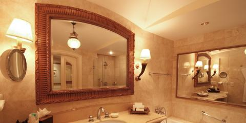 Broken Bathroom Mirror: Do You Need Mirror Replacement or Repairs?, Ballwin, Missouri