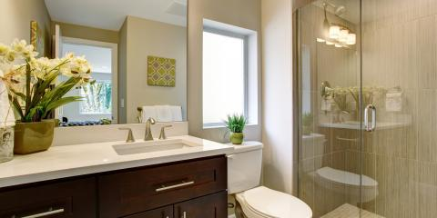 3 Tips to Maximize Space in a Small Bathroom, Lincoln, Nebraska