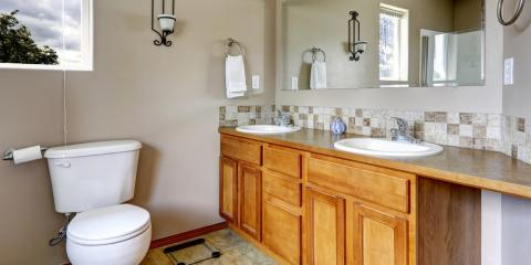 How to Pick the Right Bathroom Cabinets, Hamden, Connecticut
