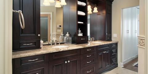 Guide to Choosing a Bathroom Vanity Top , Gray, Louisiana