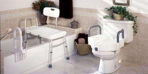 La Crosse's Medical Supplies Experts on How to Buy a Shower Chair or Bath Seat, La Crosse, Wisconsin
