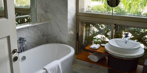 4 Steps Involved In Professional Bathtub Refinishing, Ewa, Hawaii