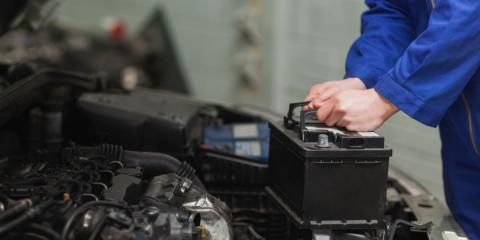 Russellville Auto Repair Professionals Share 5 Tips to Extend the Life of Your Battery, Russellville, Arkansas