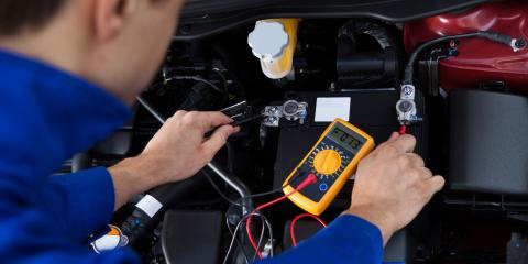 3 Signs Your Auto Battery Needs to Be Replaced, Honolulu, Hawaii