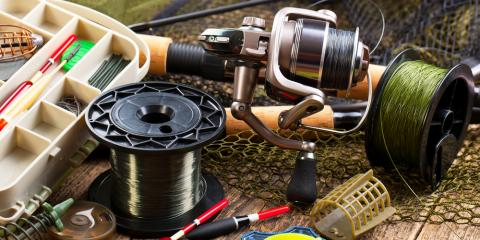 Top 5 Tackle Box Items for Bay Fishing, Port Aransas, Texas