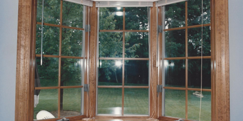 Attrayant Bay Window Basics, Forest Park, Ohio