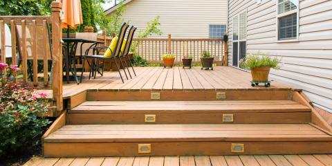 3 Health Reasons to Have Your General Contractor Construct a Deck, Bayfield, Wisconsin