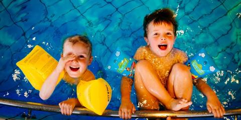 5 Ways Swim Lessons Will Help Your Child's Development, Anchorage, Alaska