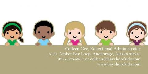 Bayshore Early Learning Center , Child Care, Family and Kids, Anchorage, Alaska