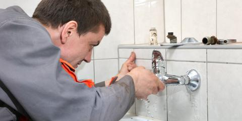 4 Reasons You Need Leaky Faucet Repair, Oxford, Ohio