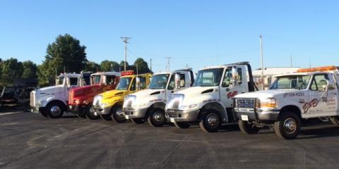 B&B Wrecker Service , Towing, Services, Bolivar, Missouri